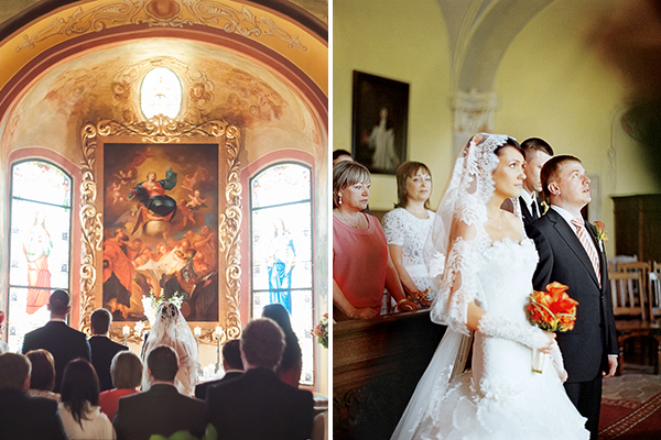 свадьба в праге