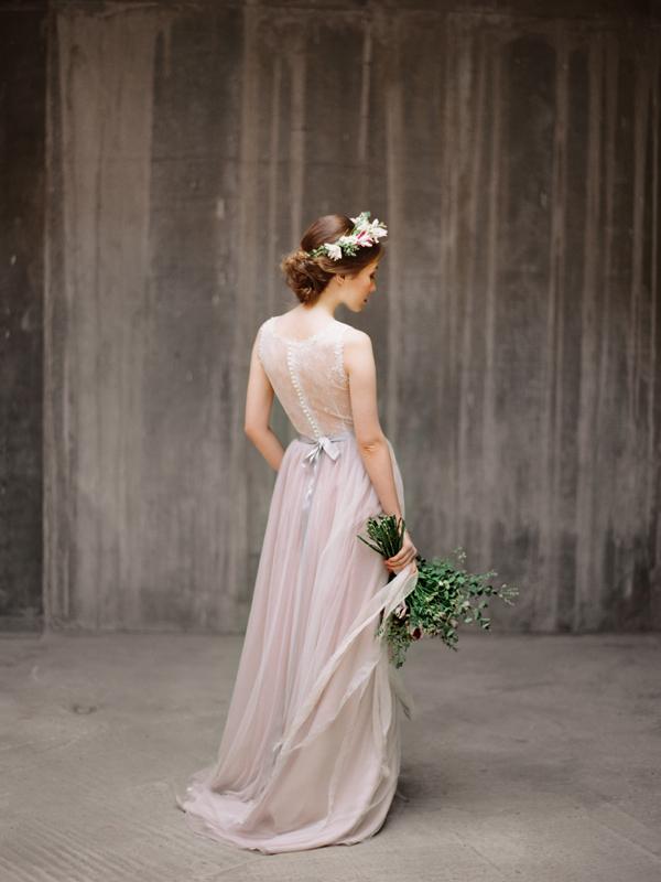 свадебное платье миламира